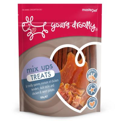 Yours Droolly Mix Up Treats For Dogs 500gm