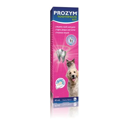 Prozym Dental Toothpaste Kit For Cats And Dogs