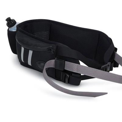 True Love Enzo Treat Training Belt Bag Outdoor Activity Hiking Travel Pouch Black For Dogs