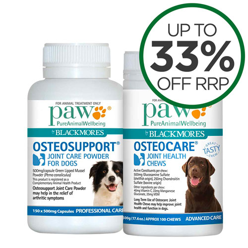 Paw Joint Care