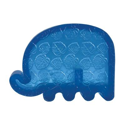 KONG Squeezz Zoo Elephant Squeak Large Toy For Dogs