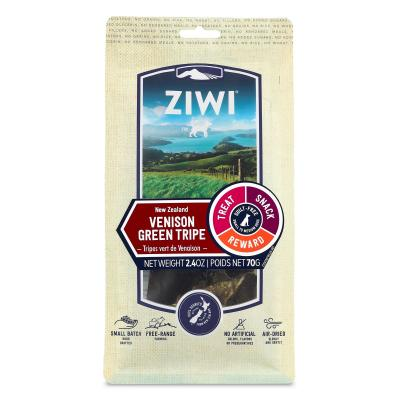 Ziwi Peak Venison Green Tripe Dried Chew Treats For Dogs 70gm