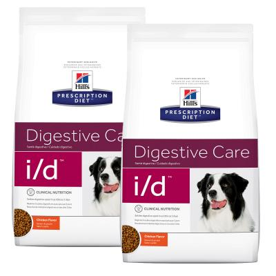 Hills Prescription Diet Canine i/d Digestive Care Chicken Dry Dog Food 15.96kg (8619)