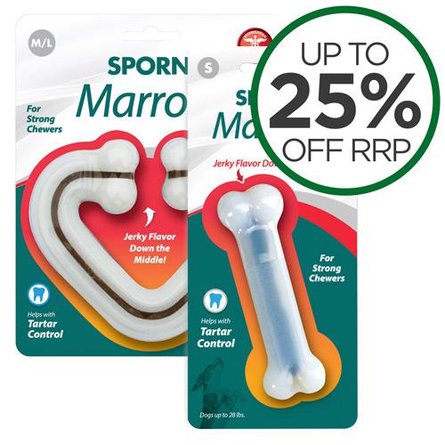 Sporn Marrow Bones