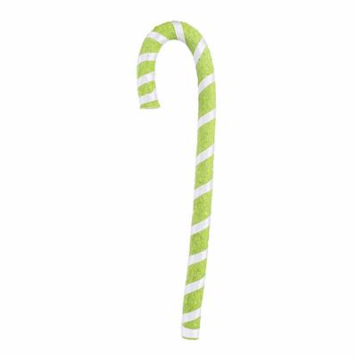Kazoo Christmas Giant Munchy Candy Cane Treat Assorted Colour For Dogs 55cm 400gm
