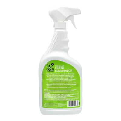 Wags & Wiggles Time Release Odour Eliminator All Surface Spray Lemon Lime 946ml