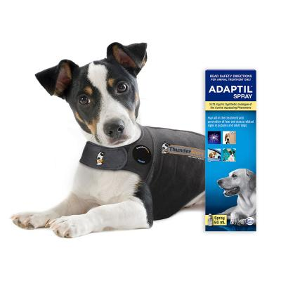 Thundershirt With Adaptil Spray For Anxiety Fits XXSmall Chest 23-33cm For Dogs Up to 3kg