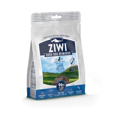 Ziwi Peak Good Dog Rewards Lamb Air Dried Meat Treats For Dogs 85gm