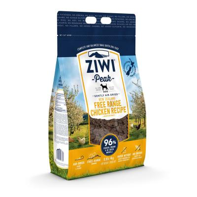 Ziwi Peak Grain Free Chicken Puppy And Adult Air Dried Meat Dog Food 4kg