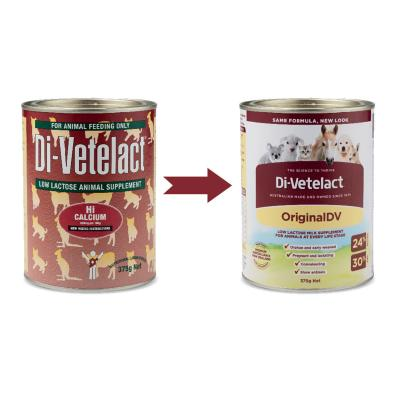 Di-vetelact Animal Supplement 375gm Divetelact