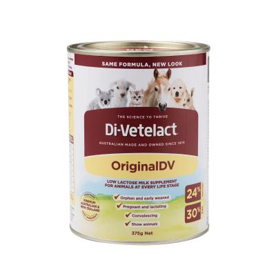 Di-vetelact OriginalDV Low Lactose Animal Milk Replacer And Nutritional Supplement 375gm Divetelact