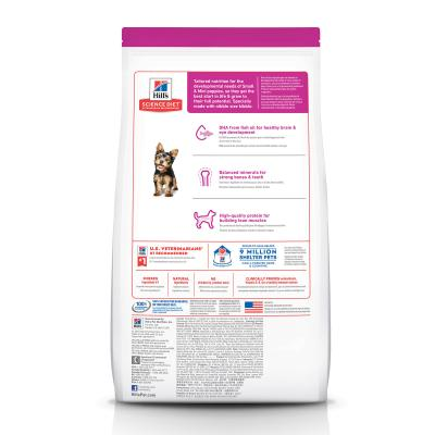 Hills Science Diet Small Paws Chicken Meal Barley Brown Rice Recipe Puppy Dry Dog Food 6kg