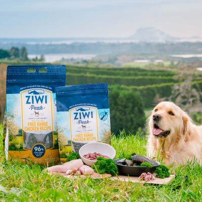 Ziwi Peak Grain Free Chicken Puppy And Adult Air Dried Meat Dog Food 1kg