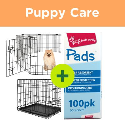 Puppy Toilet Training Tool Plus Puppy Pads For Dogs