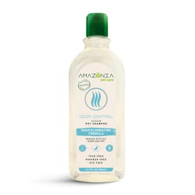 Amazonia Odour Control Natural Vegan Shampoo For Dogs And Cats 500ml