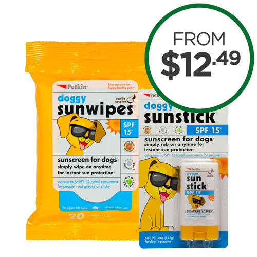 Petkin Doggy Sunscreen