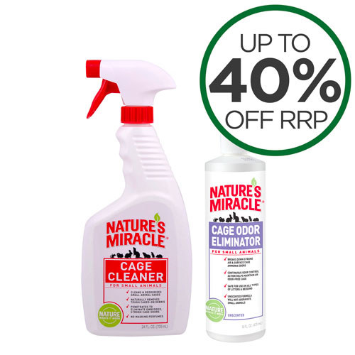 Natures Miracle Cleaners
