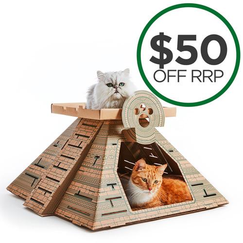 Landmarks Cat Play House