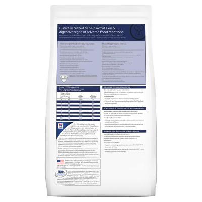 Hills Prescription Diet Canine z/d Skin/Food Sensitivity Original Dry Dog Food 11.3kg (8439)