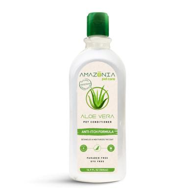 Amazonia Aloe Vera Anti-Itch Natural Conditioner For Dogs And Cats 500ml