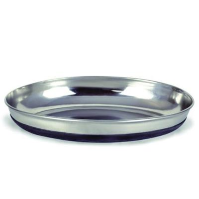 DuraPet Deluxe Oval Saucer Bowl For Cats 250ml