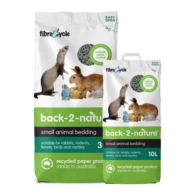 Back 2 Nature Small Animal Bedding And Litter 40L
