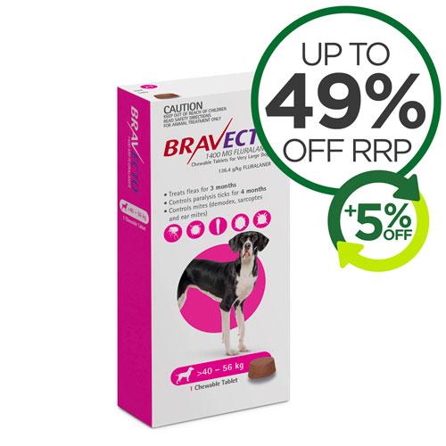 Bravecto Chew  & Spot On