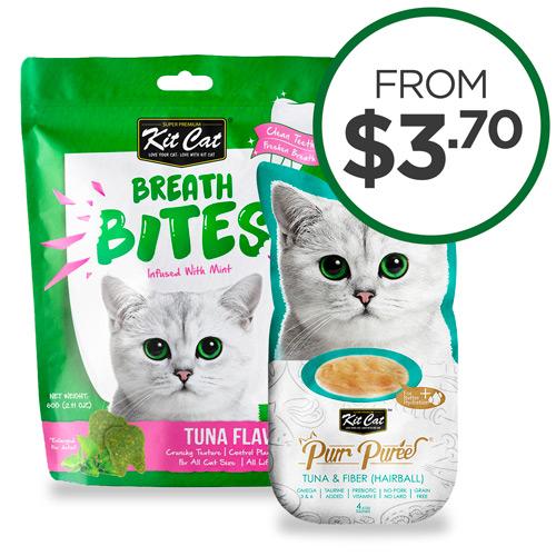 Kit Cat Purr Puree