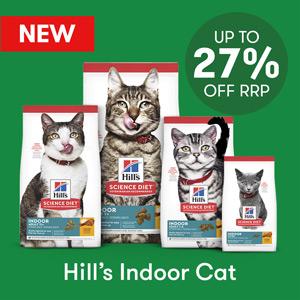 Hills Indoor Cat