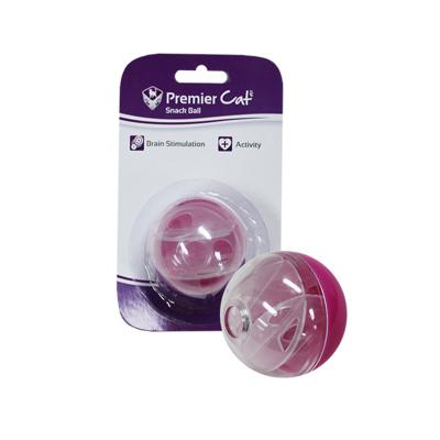 Premier Cat Snack Ball Treat Dispenser Toy For Cats