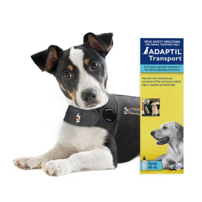 Thundershirt With Adaptil Spray For Anxiety Fits Small Chest 43-53cm For Dogs 7-11kg
