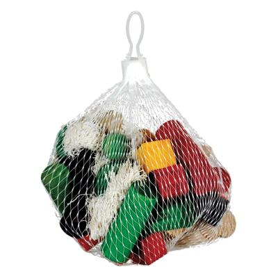Creative Foraging Systems Baffle Cage Puzzle Wooden Chew Refill XLarge Toy For Parrot And Cockatoo Birds
