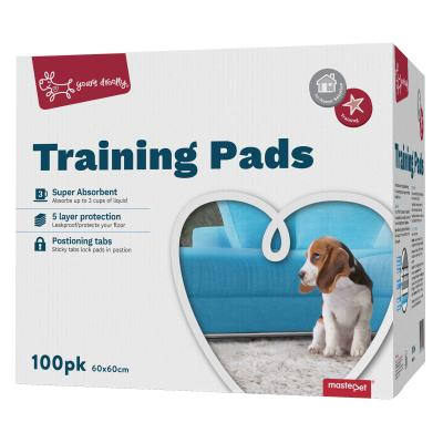 Yours Droolly Toilet Training Pads For Puppy And Dogs 100pk
