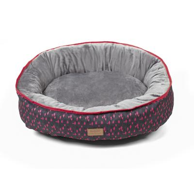 Kazoo Funky Bed With Cushion Watermelon Medium Bed For Dogs