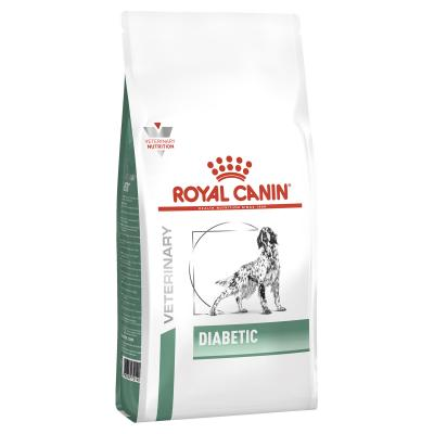 Royal Canin Veterinary Diet Canine Diabetic Dry Dog Food 1.5kg