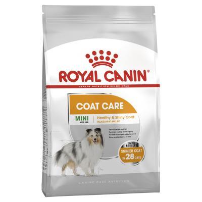 Royal Canin Mini Coat Care Adult Dry Dog Food 3kg