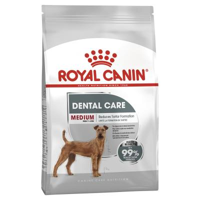 Royal Canin Medium Dental Care Adult Dry Dog Food 3kg