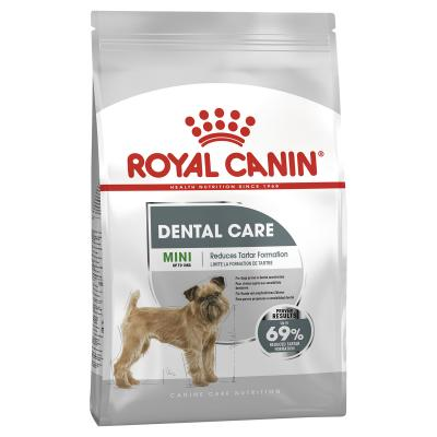 Royal Canin Dental Care Mini Adult Dry Dog Food 3kg