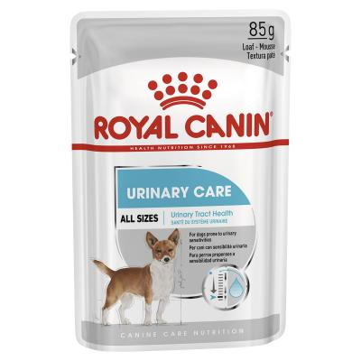 Royal Canin Urinary Care Adult Loaf Pouches Wet Dog Food 12 x 85g