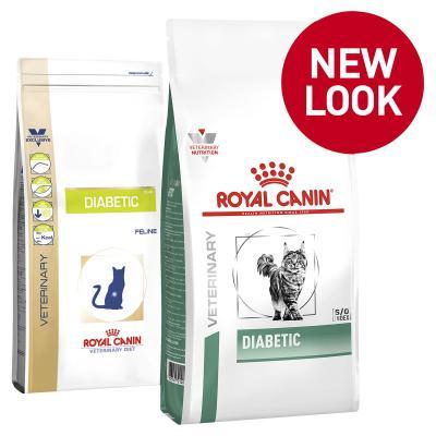 Royal Canin Veterinary Diet Feline Diabetic Dry Cat Food 1.5kg (63252)