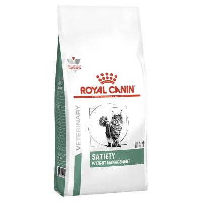 Royal Canin Veterinary Diet Feline Satiety Weight Management Dry Cat Food 1.5kg (15089)