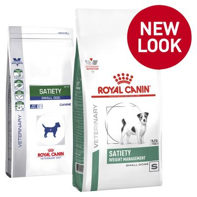 Royal Canin Veterinary Diet Canine Satiety Weight Management Small Dog Dry Food 3kg (25031)