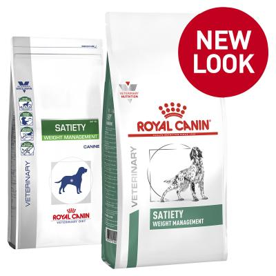 Royal Canin Veterinary Diet Canine Satiety Weight Management Dry Dog Food 6kg (20622)