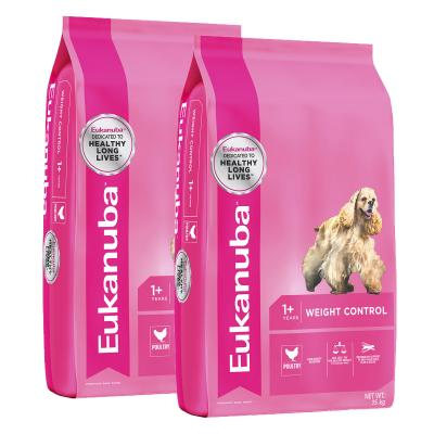Eukanuba Weight Control Medium Breed Adult Dry Dog Food 30kg