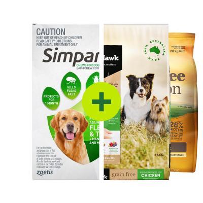 Simparica Plus Grain Free Natural Food For Dogs