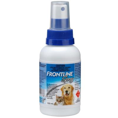 Frontline Spray For Dogs And Cats 100ml