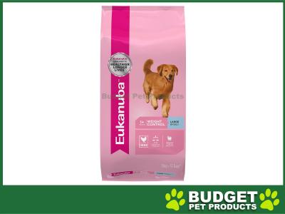 Eukanuba Weight Control Large Breed Adult Dry Dog Food 15kg