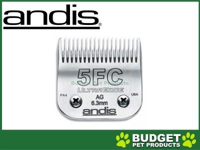 andis 5 finish cut clipper blade set
