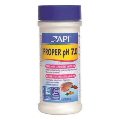 API Proper pH 7.0 For Fish Aquarium 250gm