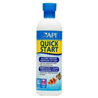 API Quick Start For Fish Aquarium 473ml